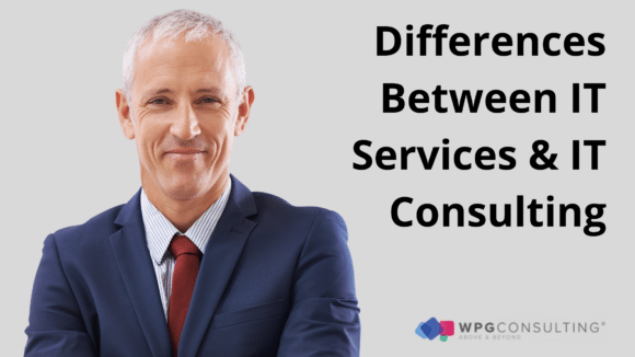 Differences Between IT Services & IT Consulting